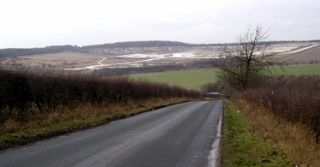 The road to Welton