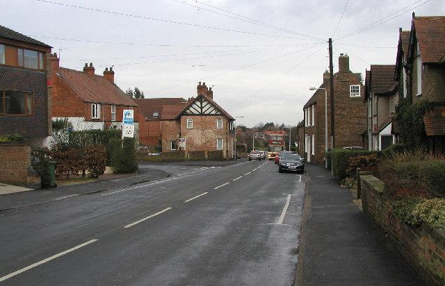 Swanland Village