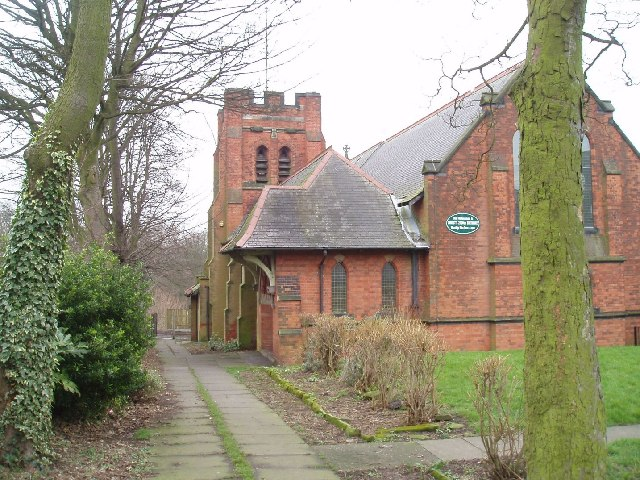 St Barnabas Church, Pleasley