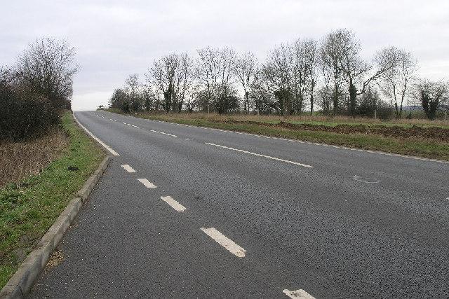Road Over Railway