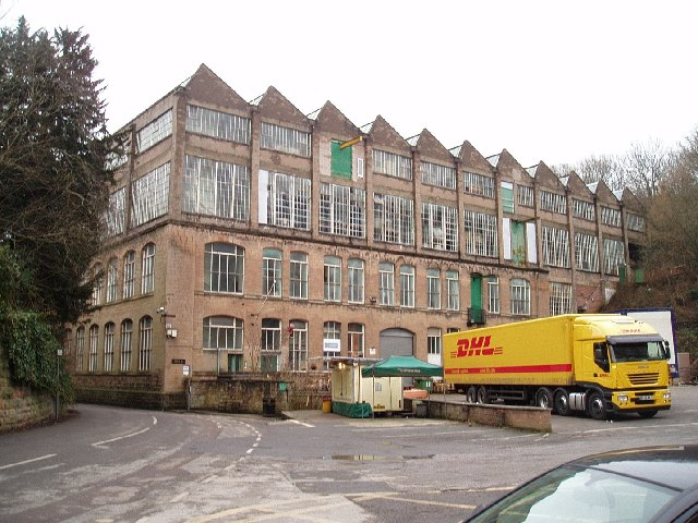 Pleasley Mills