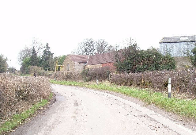 Sampson's Lane Farm, Pleasley