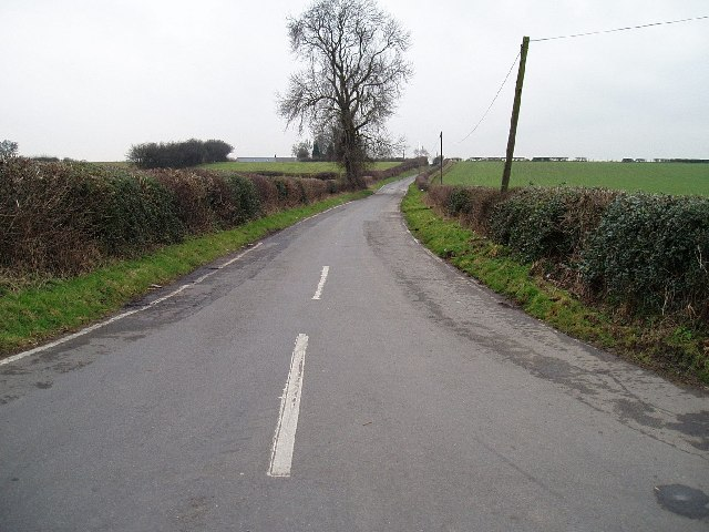 Sampson's Lane, Pleasley