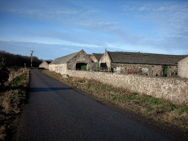 Tochieneal Farm, near Cullen