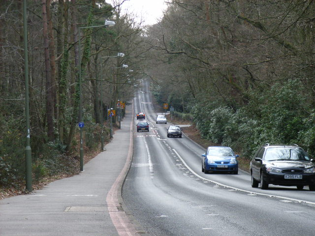 Crowthorne Road, Sandhurst