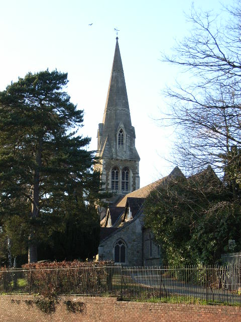 St Michael's, Camberley