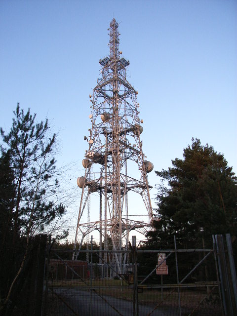 Transmitter, Bagshot Heath