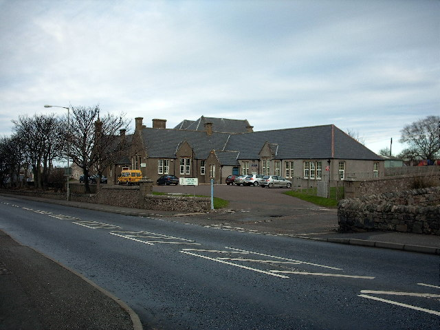 Cullen Community Centre and Library.
