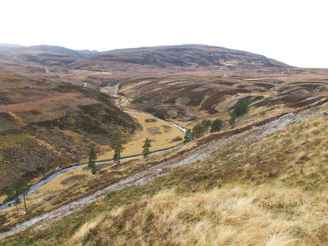 Upper Glen Kyllachy