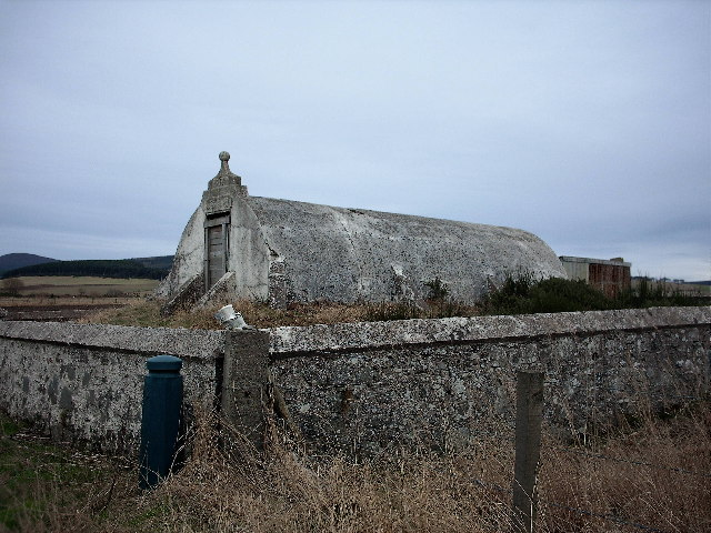 Disused Reservoir,near Buckie.