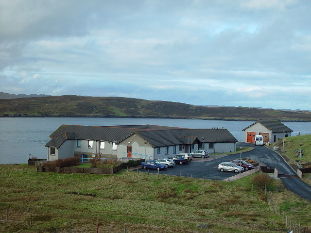 Fernlea, Anderson-Wishart Care Centre, Whalsay