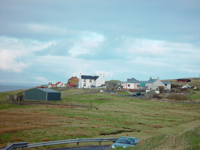 Marrister, Whalsay