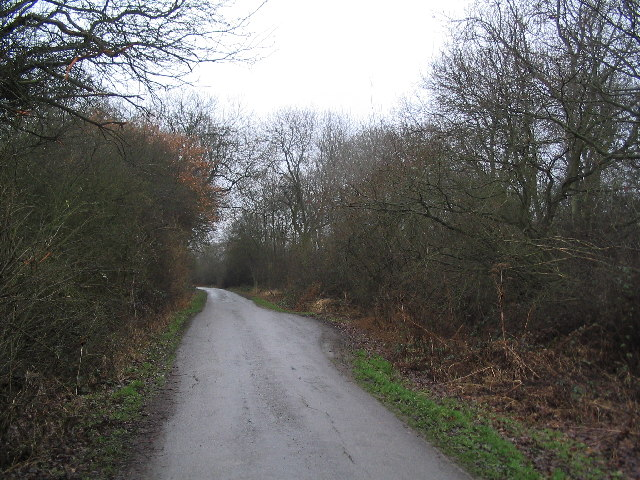 Woolley's Lane (Lobthorpe-Swayfield road)