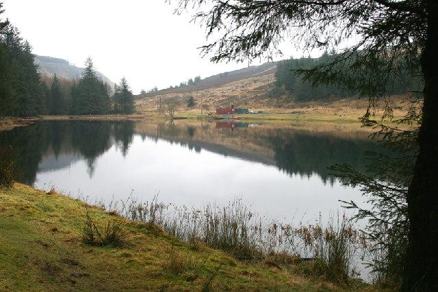 Ledcreiff Loch