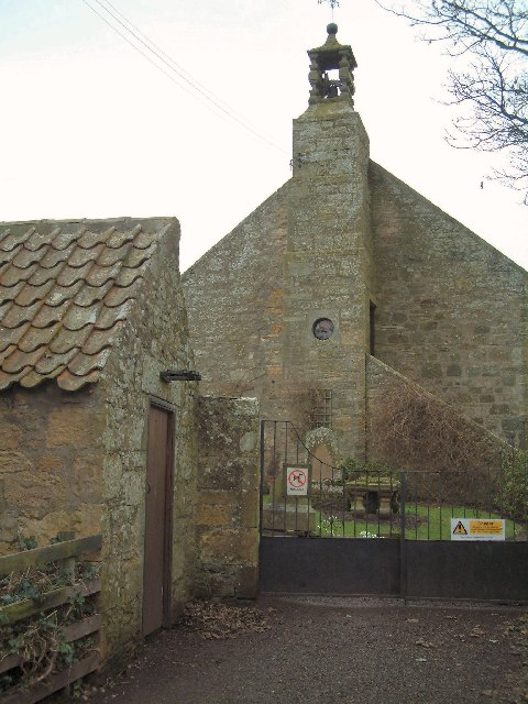 The old kirk in Kirkton of Cults