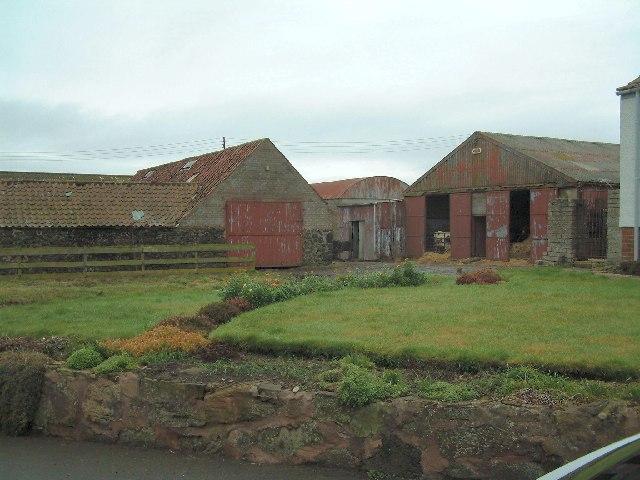 New Gilston Farm