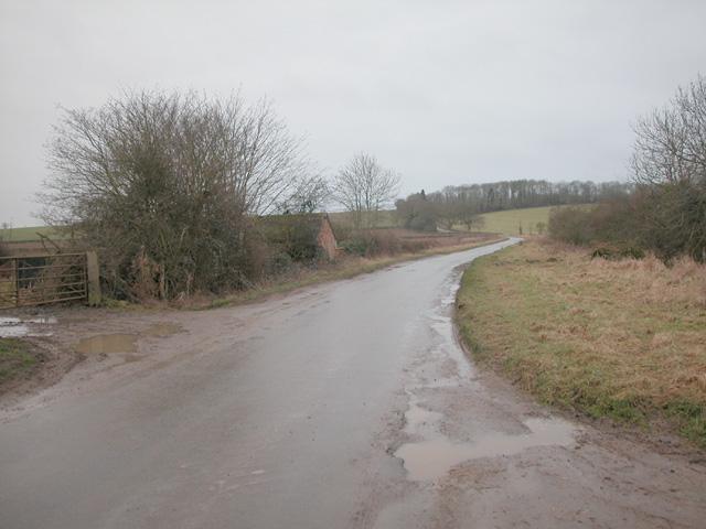 South of Todenham