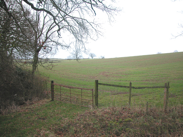 Lemington farmland