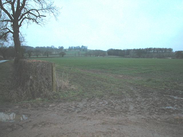 Near Batsford Park
