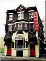 TQ3180 : The Rose and Crown, Southwark by Martin Addison