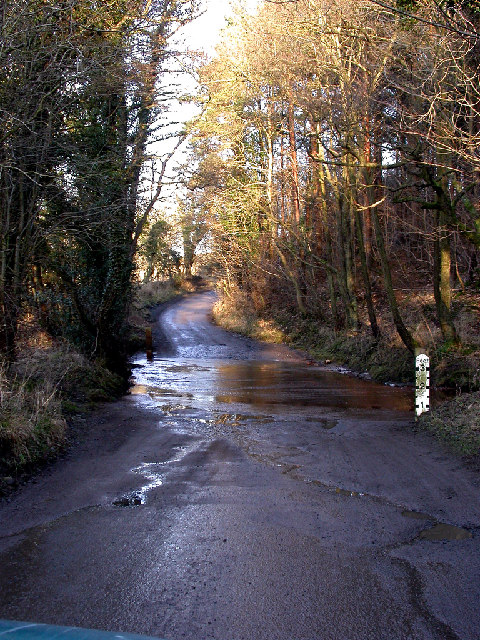 Ford on the Maglin Burn