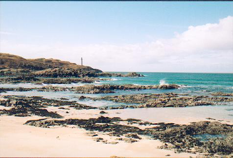 Beach at Ardnamurchan Point
