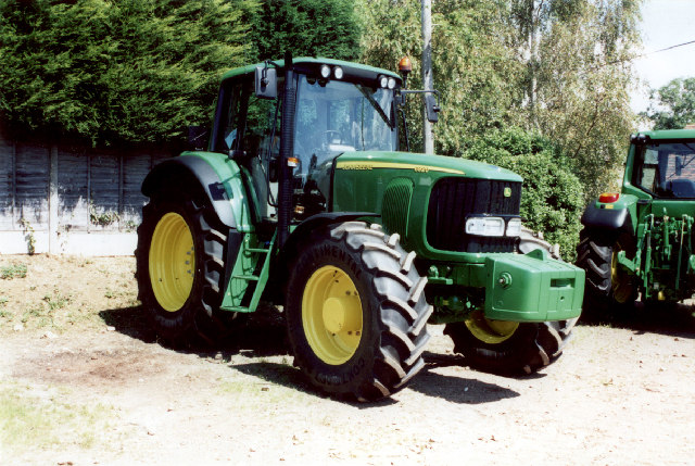 Big Tractor
