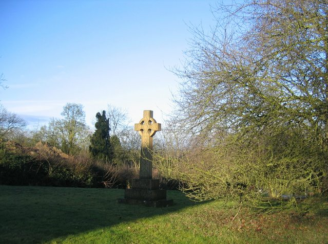 Cross and Green at Loxley