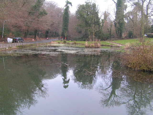 Holden Pond, South of Southborough Common