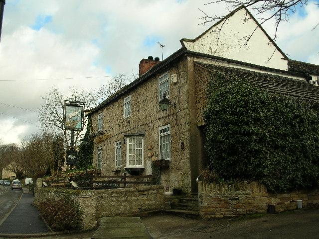 The White Horse, Main Street, Ledston