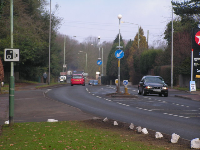 A26 North of Southborough Common