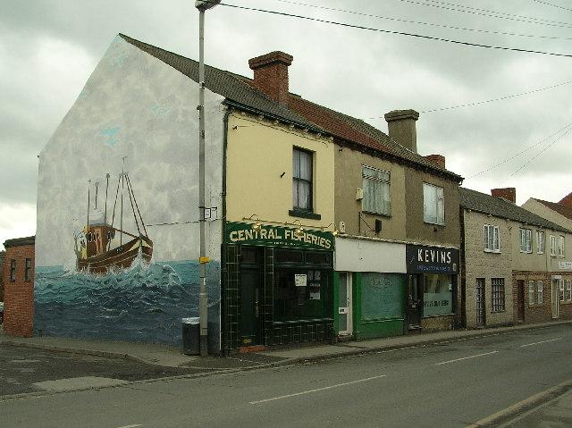 Mural, Main Street, Kippax