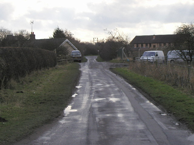 Church Lane, Little Driffield