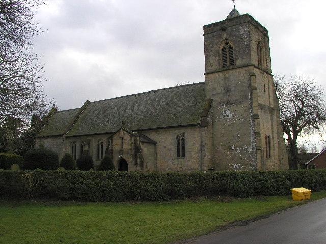 Little Driffield Church