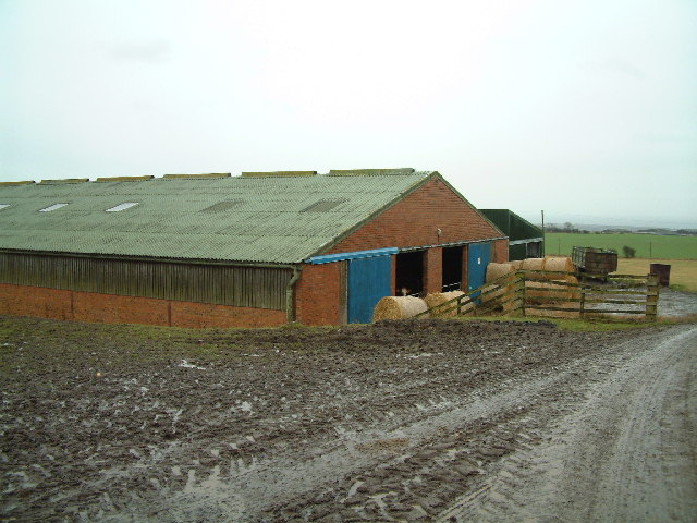 Byre and Bales
