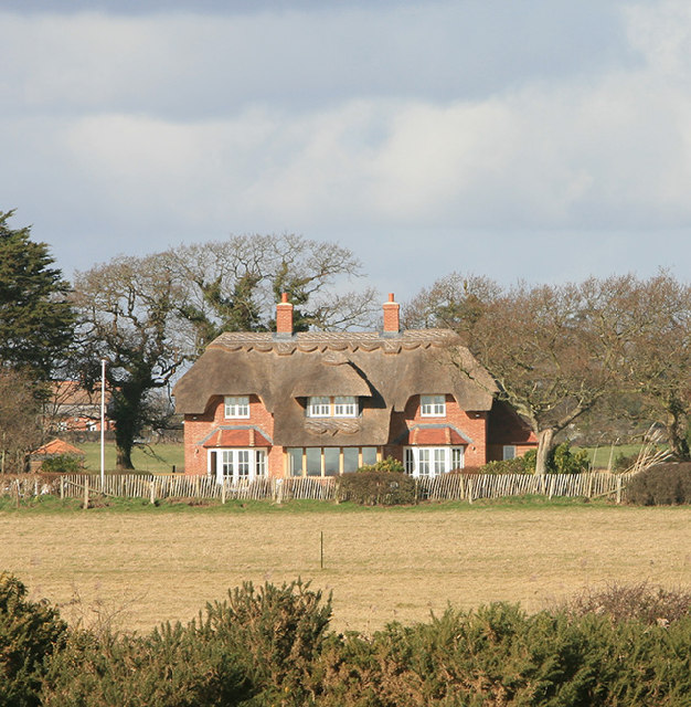 Cottage at Park Farm, south of Beaulieu
