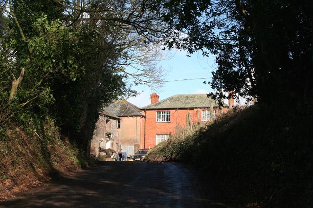 Bradninch: Stockwell Farm