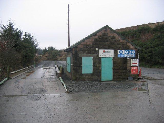 Devon Quarry