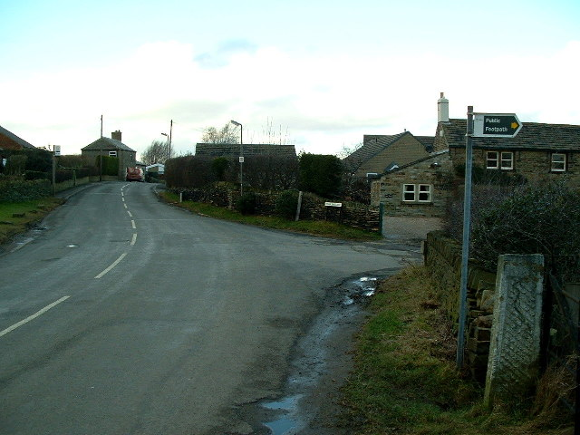Pinfold and Town End Lanes