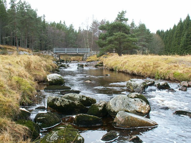Glen Kyllachy bridge