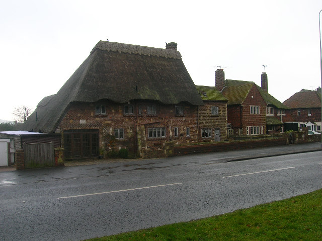 Thatch Cottage, Eastbourne Road, Seaford