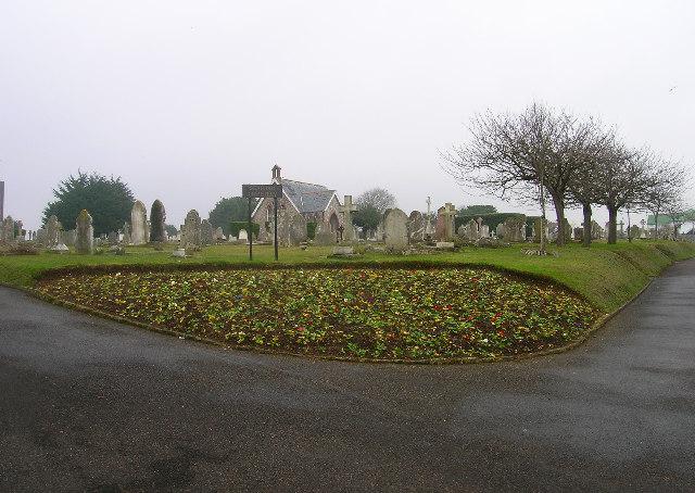 Seaford cemetery, Alfriston Road