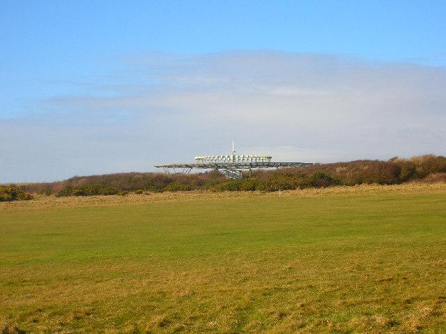 Air Navigation Beacon, Seaford Head.