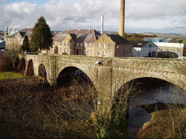 Chirnside Bridge Mill