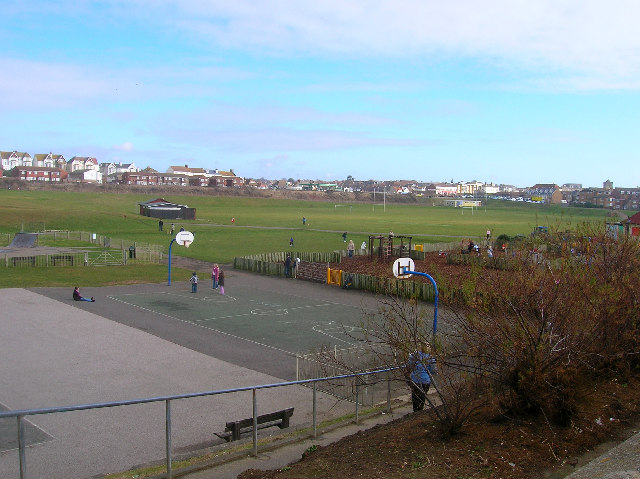 Salts Recreation Ground, Seaford