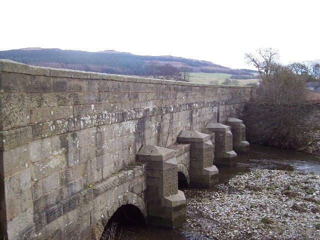 Aqueduct over Eshton Beck
