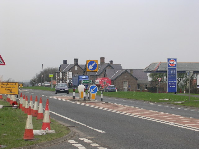 A1 at Plough Hotel near Beal