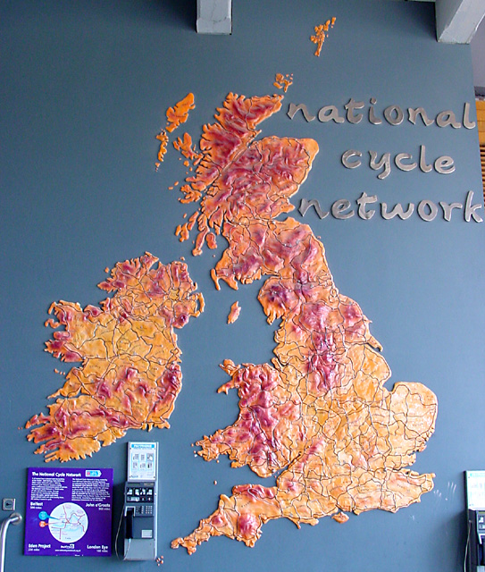 National Cycle Network - Sustrans