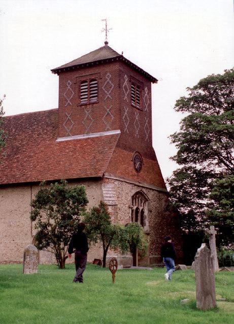 St John & St Giles