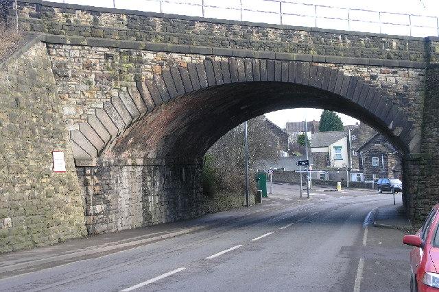 Skewed Bridge